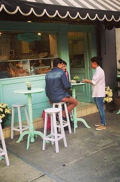 Fournier Rousseau: | 19 Cafés de México D.F que tienes que visitar antes de entrar a Starbucks