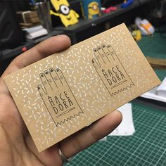 Money Clip, Recycled Materials, Cards