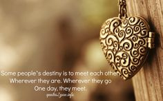 """""""Some people's destiny is to meet each other. One day, they meet"""" -Claudie GALLAY- David Biblia, Jad, Warm Autumn, Heart Locket, White Gold Diamonds, Pendant Jewelry, Belly Button Rings, Fashion Jewelry, Drop Earrings"""