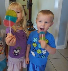 Summer Fun for older kids, candy experiments Jolly Rancher Lollipops, Candy Experiments, Rockabilly Wedding, Wreck It Ralph, Make Your Own, How To Make, Kid Activities, Summer Fun, Deserts