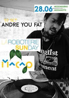 DJ SET ★ Andre U Fat  https://www.facebook.com/andre.ufat?fref=ts