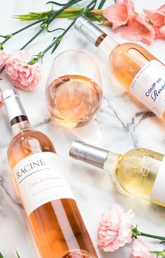 """Here's a Mother's Day gift idea from Martha Stewart: Give mom a """"bouquet"""" of Rosé wine from Martha Stewart Wine Co.! The French Rosé wine pack comes with 4 award-winning wines from Provence and beyond. You can order conveniently online and even have the package shipped directly to Mom!"""