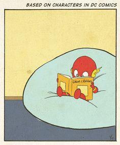 The Flash by Yale Stewart