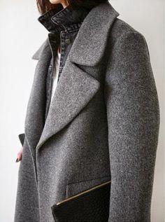 layered jackets