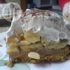 Simple Banoffee Pie @ allrecipes.co.uk