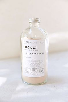 Elucx Rose Milk Bath Soak - Urban Outfitters