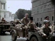 Roma Sparita - Arrivo degli alleati a Roma - YouTube
