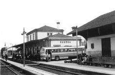 Portugal, Portuguese, Past, Street View, Train Stations, City, Iron, Bath, Past Tense