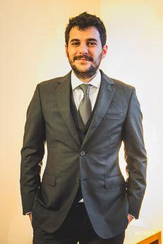 Terno para Casamento de Luxo - Noivo veste terno Ermenegildo Zegna. Outras Dicas para fazer um Casamento de Luxo em SP.