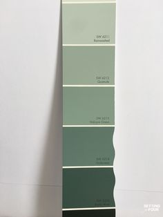 How To Identify Paint Color Undertones - To Choose The Right Color Paint color advice! Learn how to identify paint color undertones - to choose the right color for your room! See if your paint color is warm or cool! Living Room Green, Bedroom Green, Green Rooms, Bedroom Colors, Living Room Colors, Living Room Paint, Green Paint Colors, Paint Colors For Home, Wall Colors