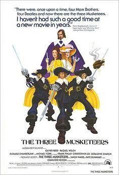Three Musketeers - 1973
