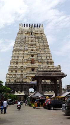Ekambareshwar Temple, Kanchipuram, India