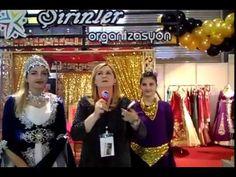 Şirinler Organizasyon Ankara Evlilik Hazırlıkları Fuarında