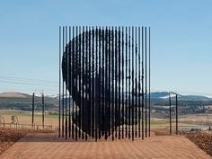 The Nelson Mandela Monument by Marco Cianfanelli