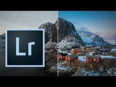 The Coolest Trick for Working With Skies in Adobe Lightroom - YouTube