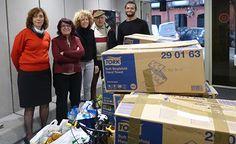 Esta navidad, como la anterior, CESCE asegura juguetes. ¡Muchísimas gracias compañeros/as por colaborar con Avanza ONG, hemos conseguido más de 20 cajas!