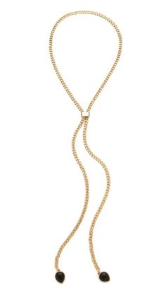 { Jules Smith Lariat Necklace }