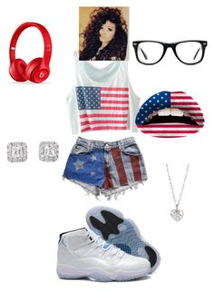"""""""Salute"""" by alaysiaaaaaa ❤ liked on Polyvore featuring мода, Levi's, Muse, Beats by Dr. Dre, Violent Lips, Retrò и Finn"""