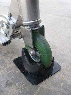 Razor scooter stand