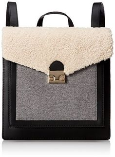 bee6330d5751c4 Loeffler Randall Lock Backpack Convertible Bag on shopstyle.com Micheal Kors  Bags, Michael Kors