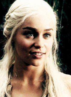 Game of Thrones...Emilia Clarke as Danni More