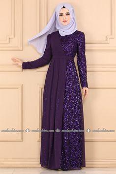 Hijab Dress Party, Hijab Style Dress, Mode Abaya, Mode Hijab, Batik Fashion, Abaya Fashion, African Fashion Dresses, Fashion Outfits, Moslem Fashion