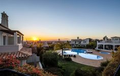 New townhouse, 3 bedroom + 1,  with panoramic view, at The Crest, Loulé, Almancil, Algarve, Portugal.