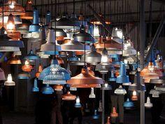 Apollo (modular) lighting range by International - a favourite from London Design Week! London Design Week, London Design Festival, Studio Lighting, Lighting Design, Pendant Lamp, Pendant Lighting, Commercial Office Furniture, I Love Lamp, Pretty Lights