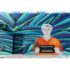 NW 26th St. | Wynwood | Mural  by @elisabettafantone    #urbanart#streetart#streetarteverywhere#picoftheday#instaart#tv_streetart#impermanentart#rsa_graffiti#graffiti_of_our_world#be_one_urbanart#streetart_daily#graffitiart#sprayart#streetartandgraffiti#streetartphotography#dailyart#muraldaily#dailymural#instagramart by strt.art