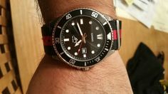 NATO strap on a Casio dive watch...Sharp & inexpensive! ! !