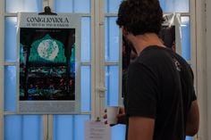 """La mostra """"Città nella città. La Berlino est di Torino ovest"""", presso In primo luogo. Foto di Stefano Guastella #AIC2015 #sconfinamenti"""