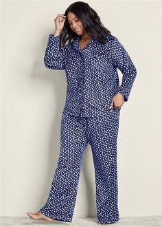 1cc641f7 34 Best plus size pajamas images   Plus size pajamas, Plus size ...