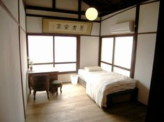 Small Room Interior, Small Room Bedroom, Small Rooms, Home Bedroom, Japanese Style House, Traditional Japanese House, Asian Room, Japanese Apartment, Japanese Interior