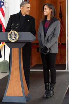 Malia Obama soi-disant vue en train de s'adonner à un jeu d'alcool à la fac (Photo)