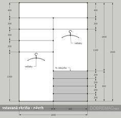 Skrine do chodby - Album užívateľa didistavba | Modrastrecha.sk