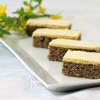 Žĺtkové rezy • recept • bonvivani.sk Food, Basket, Essen, Meals, Yemek, Eten