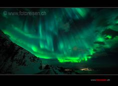 Northern Lights - Norway. I want to go see this place one day.Please check out my website thanks. www.photopix.co.nz