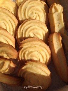 Biscotti di Frolla Montati
