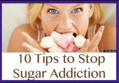 Stop sugar addiction