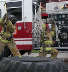 firefighter crossfit