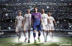 Del equipo Real Madrid