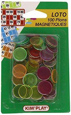 Kim'Play - Juego de 100 fichas magnéticas para lotería [Importado de Francia] Kim'Play http://www.amazon.es/dp/B001C6HNYM/ref=cm_sw_r_pi_dp_NJGvwb05ATYXF