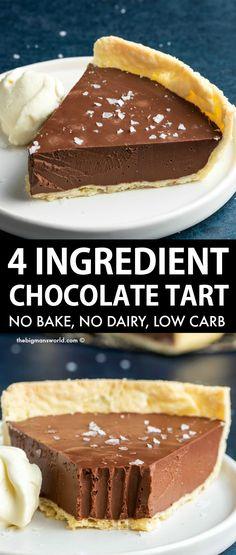 Vegan Sweets, Healthy Sweets, Vegan Desserts, Easy Desserts, Delicious Desserts, Dessert Recipes, Yummy Food, Dessert Food, Healthy Foods