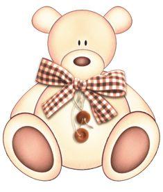 Embellishment: Baby Bear