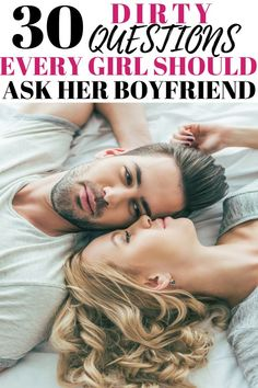 30 Flirty Questions to Ask a Guy I am in a long distance relationship and these are some of the best long distance relationship texts! Love these questions to ask your long distance boyfriend!