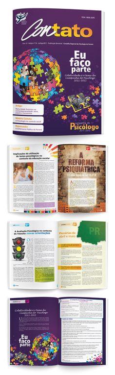 diagramação edição 76 || 2011 || Savannah • Curitiba/PR