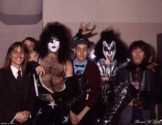 Cheap trick and KISS