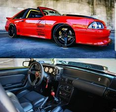 T-top fox body 1993 Ford Mustang, Fox Body Mustang, Mustang Cobra, Mustang Boss, Mustang Hatchback, Muscle Cars, Mustang Interior, Mustang Convertible, Ford Classic Cars
