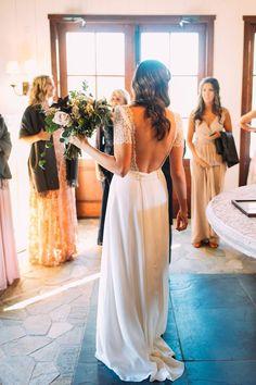 cacae24a4 80 vestidos de noiva simples para você se apaixonar