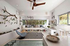 Un appartement entièrement relooké à Tel-Aviv  | For Intérieur